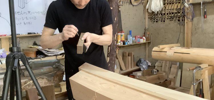 How to make a Ksagi and Shimagi of japanese toriigate-Part3